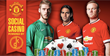 Manchester United Launches Social Poker Powered By Global Social Casino Partner KamaGames