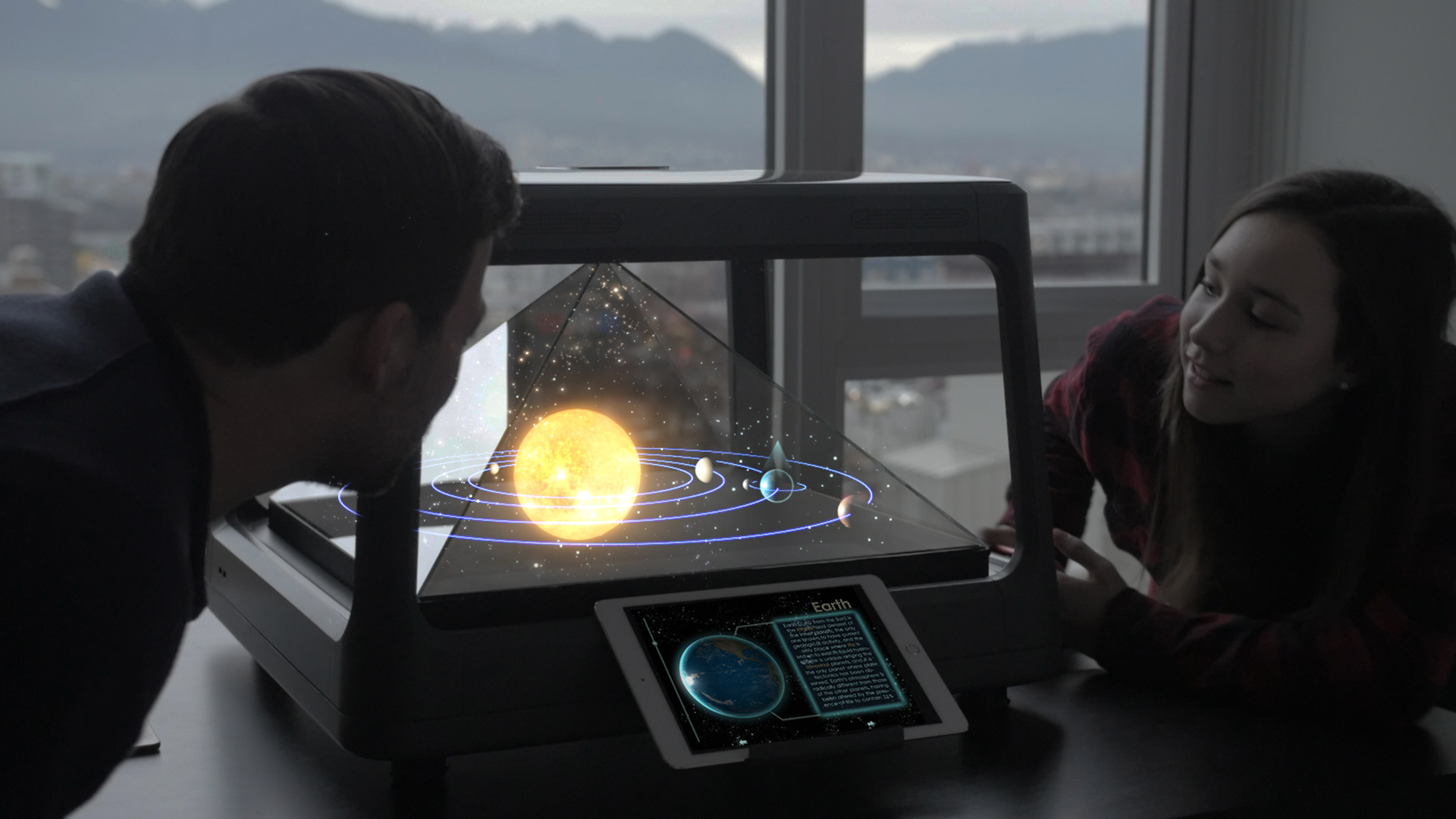 H Technology To Bring First Interactive Holographic