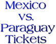 Mexico vs. Paraguay Tickets at Arrowhead Stadium:  Ticket Down Slashes Ticket Prices on Paraguay vs. Mexico in Kansas City at Arrowhead Stadium