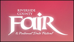 69th Annual Riverside County Fair and National Date Festival in Indio California
