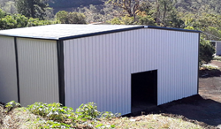Ninety Plus building supplied by Allied Steel Buildings.