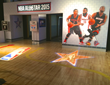 SnapSports® Basketball Surfacing Covers Premier Fan Events For...
