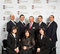 2014 Litigator Award Winners