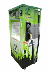 The PRO-Vend 2000 is a fully integrated, customizable web-based propane autogas fuel dispenser.