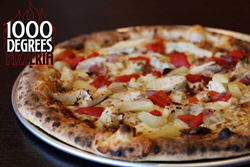 One of the best tasting Chicken Pizzas anywhere.