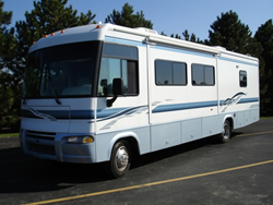used motorhome used RV classes guide everett wa