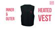 New heated vest is lightweight, attractive and versatile