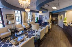 Advance ER 24 Hour Emergency Room Lobby in Dallas, Texas