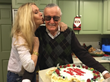 JC Lee and Stan Lee