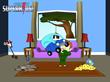 Super Boy Lifting Car Picture - Raising My SuperKids