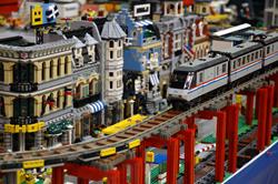 High Wheeler Train Show