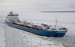 shipping storage tanks vessels cryogenic