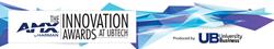 AMX Innovation Awards at UBTech 2015