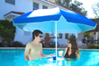 Shade Science, LLC Announces Pool Buoy, First Floating Pool Umbrella