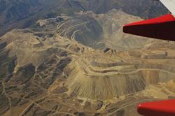 Mining, Copper, Dust Control, Soil Stabilization