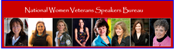 Military Women Veteran Authors and Speakers Collaborate to Motivate in Business, Professional & Academic Settings:Offer Award-Winning Literature for Women's History