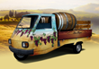 Midwest Car Exchange Created the Wine Wagon to Share with Chicago Area Wine & Food Enthusiasts
