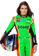 Danica Patrick Renews Partnership with Schuberth Helmets