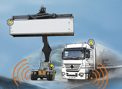 Integrated TPMS and asset tracking offerings