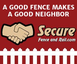 Secure Fence and Rail Melbourne fence company