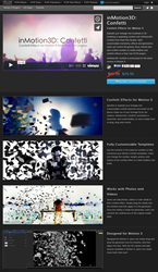Motion 5 Motion Graphics Plugins and Effects from Pixel Film Studios