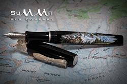 Mt. Rainier Special Limited Edition Fountain Pen