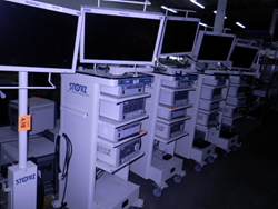 Centurion to Sell Used Medical Equipment by Auction in Fort
