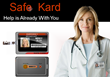 Desktop Alert Introduces SafeKard ™ Personal Security Device - Press the Button and Help is On the Way