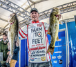 Farm to Feet Debuts Andy Montgomery Fishing Sock at Bassmaster Classic