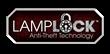 LampLock Anti-Theft Lighting System Logo, LampLock Anti-Theft Lighting, LampLock, Lighting System