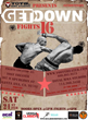 GetDown Fights 16, Saturday - February 21st, 2015
