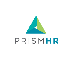 Logo for PrismHR software for PEOs, ASOs and HR service providers