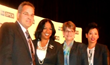 Federal Contracting Moderator and Panelists Ron Perry, Necole Parker, Tina Baker, and Trish Summers