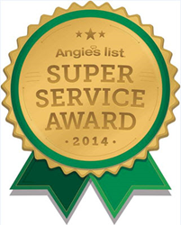 Baker Electric Solar Wins Angies List Award