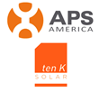 tenKsolar earns APS Project of the Year Award for DAR Constitution...