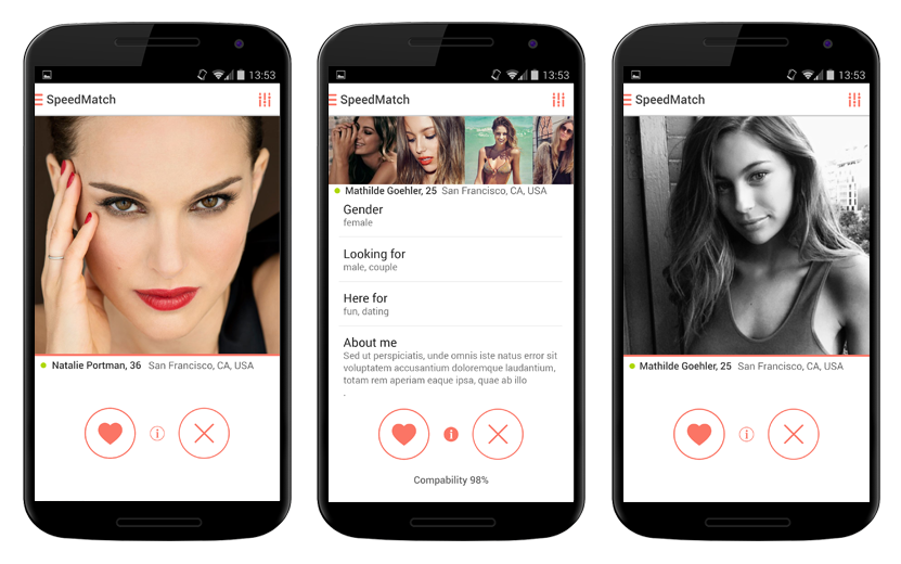 successful dating apps Page 1 | if you're new to the mobile app dating game or want a break from the so- called hook-up app, try these services.