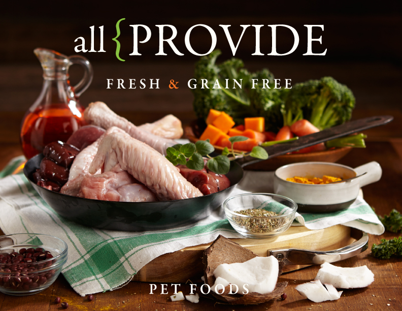 Allprovide the all natural pet food available at georgia for All natural pet cuisine