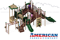 HOA Playground from American Parks Company