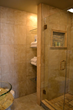St. Augustine bed and breakfast, places to stay, Florida bed and breakfast, tiled bath and shower