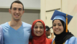 Three Muslim-American Victims in Chapel Hill Shooting on February 10th.
