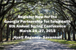 Georgia Partnership for TeleHealth Announces Sixth Annual Telemedicine Conference in Savannah, Georgia