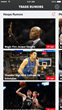 Trade Rumors App Unveils Notification Feature For NBA Trade Deadline