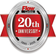 Flow Control Magazine Celebrates 20-Year Anniversary