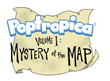 "Poptropica Graphic Novel Volume 1: ""Mystery of the Map"""