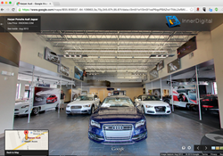 Harper Auto Square - Audi Virtual Tour by InnerDigital
