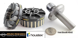 Surface Finishing at HOUSTEX (Booth #242)
