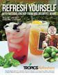 Tropics Refreshers