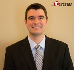 Bradley Cordes, T-System Vice President and General Manager, Charge Capture and Coding Solutions