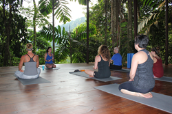Luxury yoga retreats in Costa Rica at Vista Celestial
