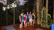 Yoga group retreats in Costa Rica at Vista Celestial Boutique Hotel